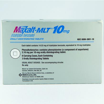MAXALT-MLT