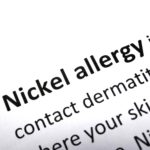 nickel allergy