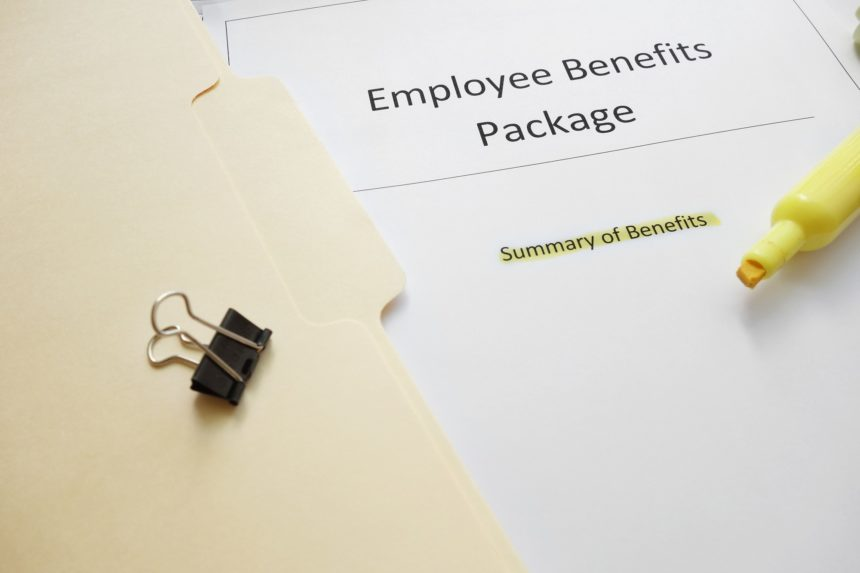 benefits document