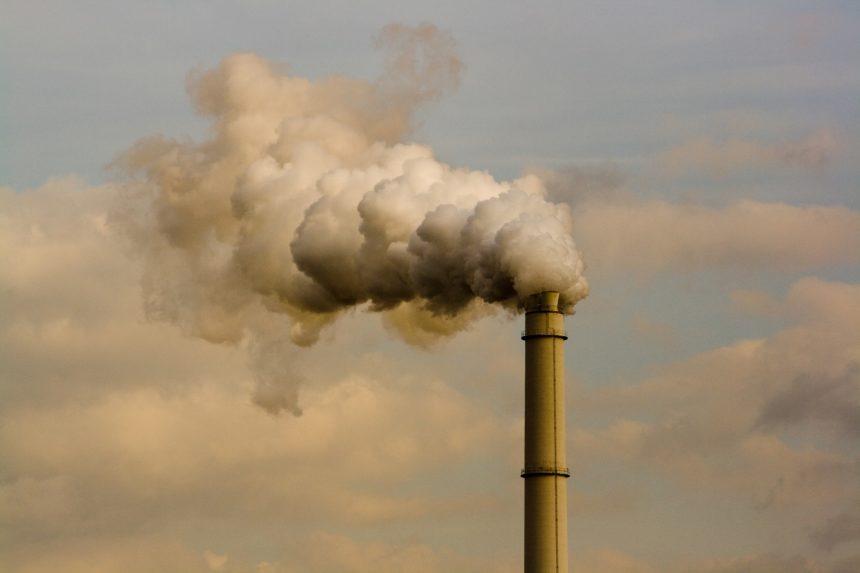 Industry chimney