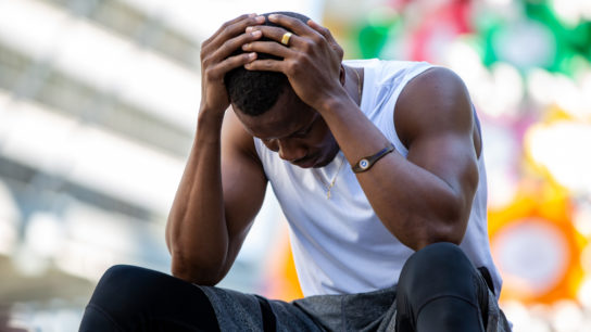 Black African depression anxiety mental health